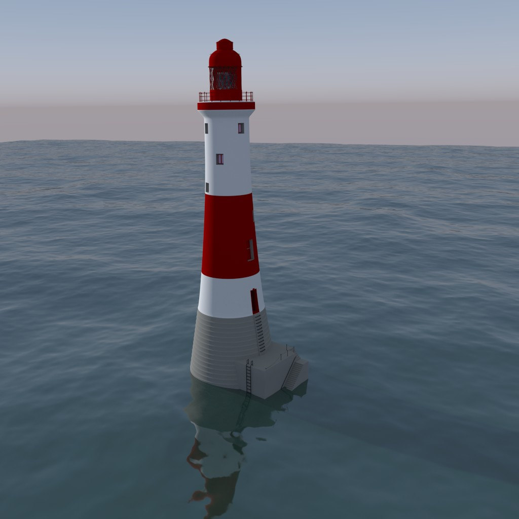 Lighthouse Test Render 1.