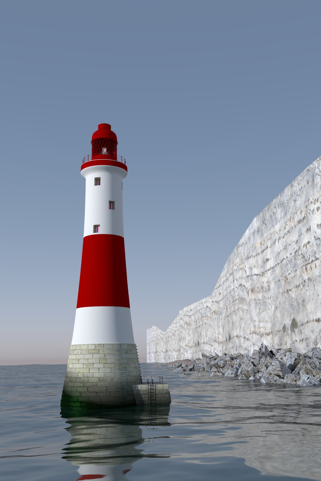 Lighthouse Test Render 2