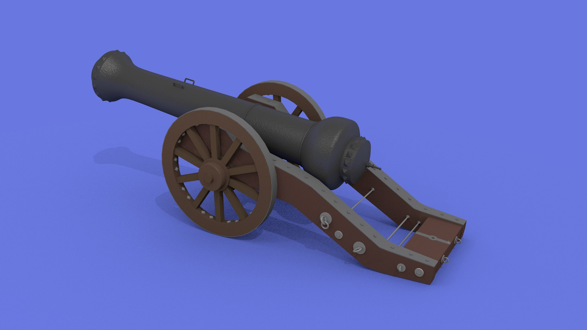 #248 - Based on an image of a toy cannon found on Google.