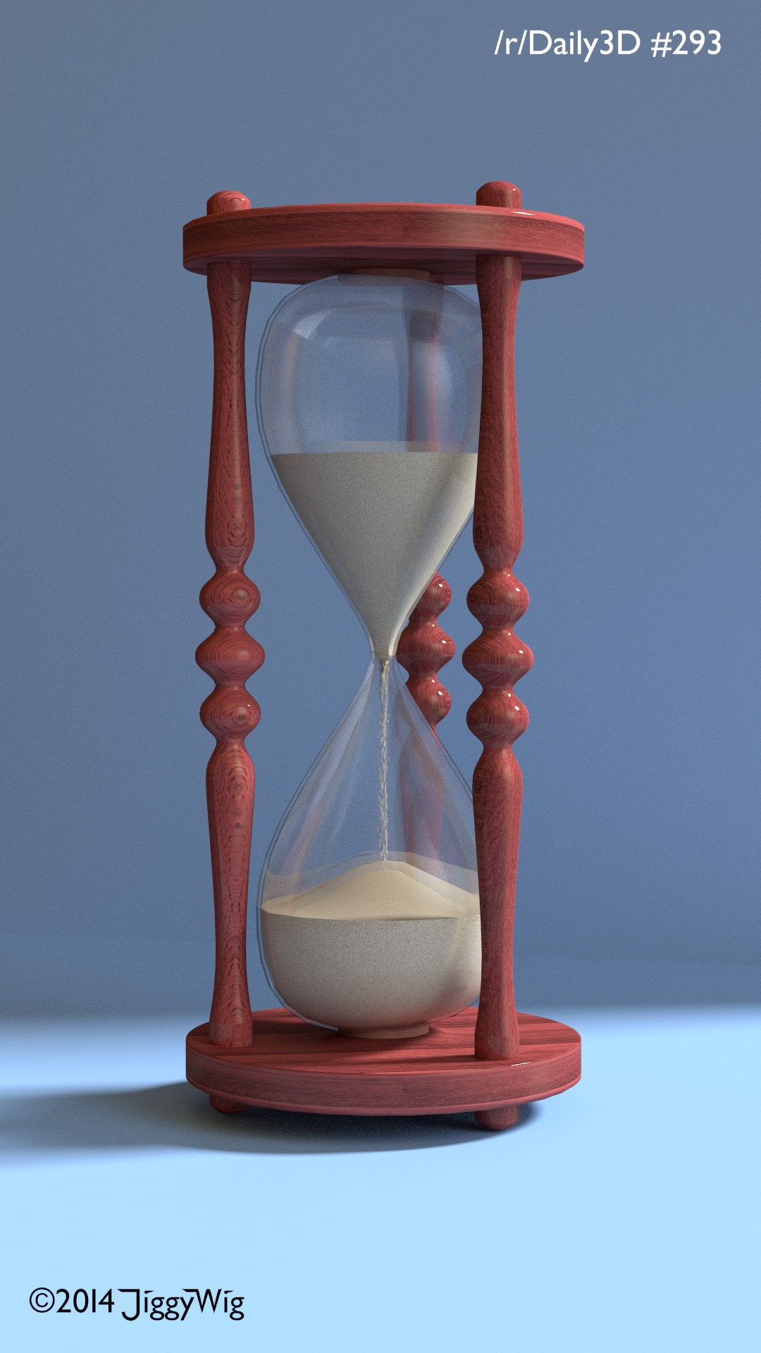 #293 - Simple Hourglass.