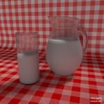 #309 - Milk Jug