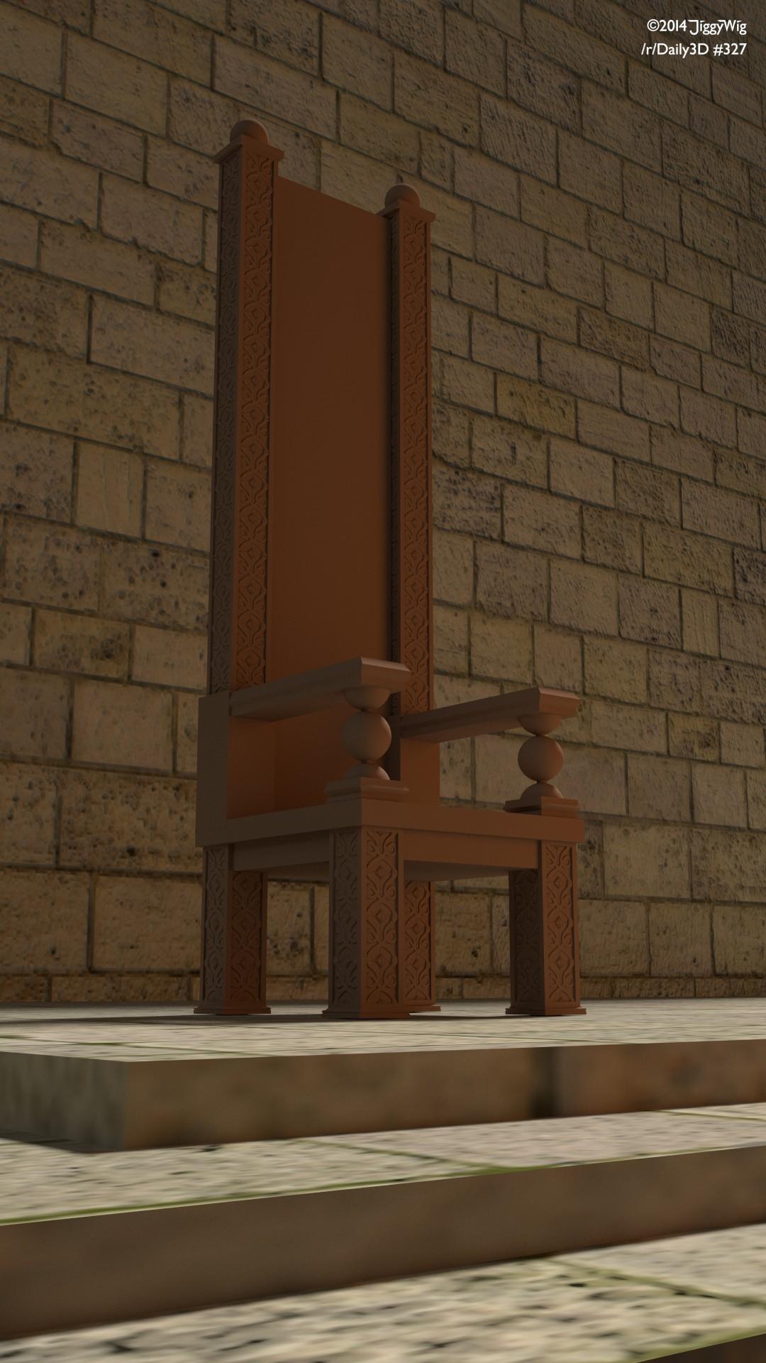 #327 Throne