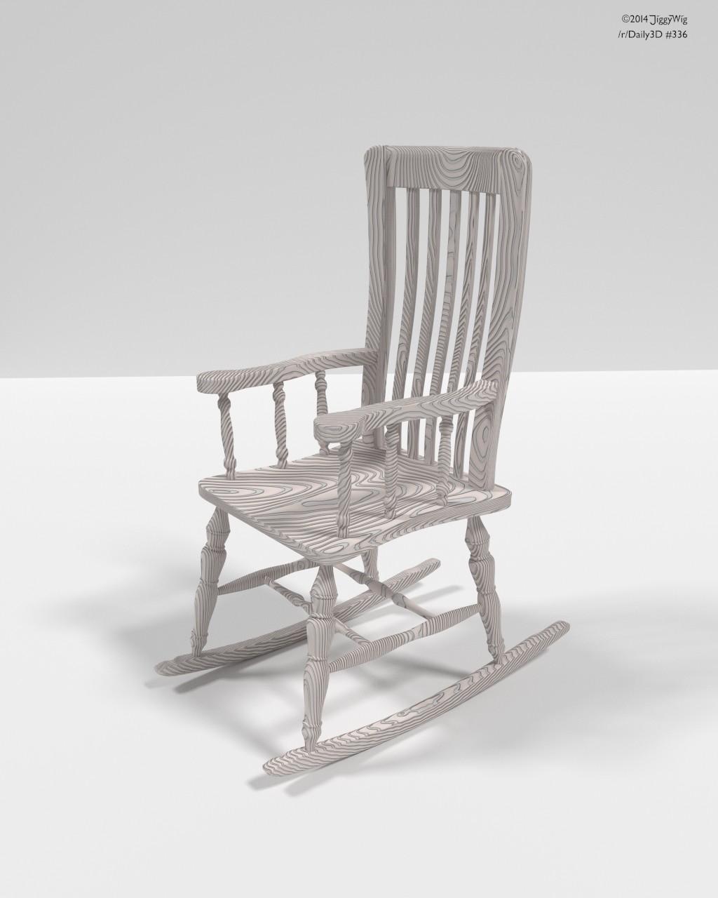 #336 - Rocking chair