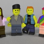 #337 Lego™ Young Ones Minifigs.