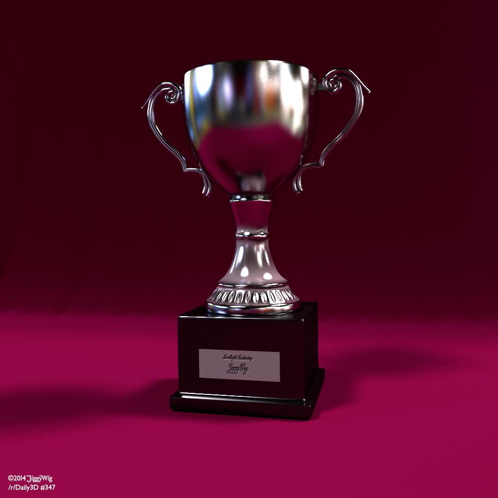 #347 - Trophy