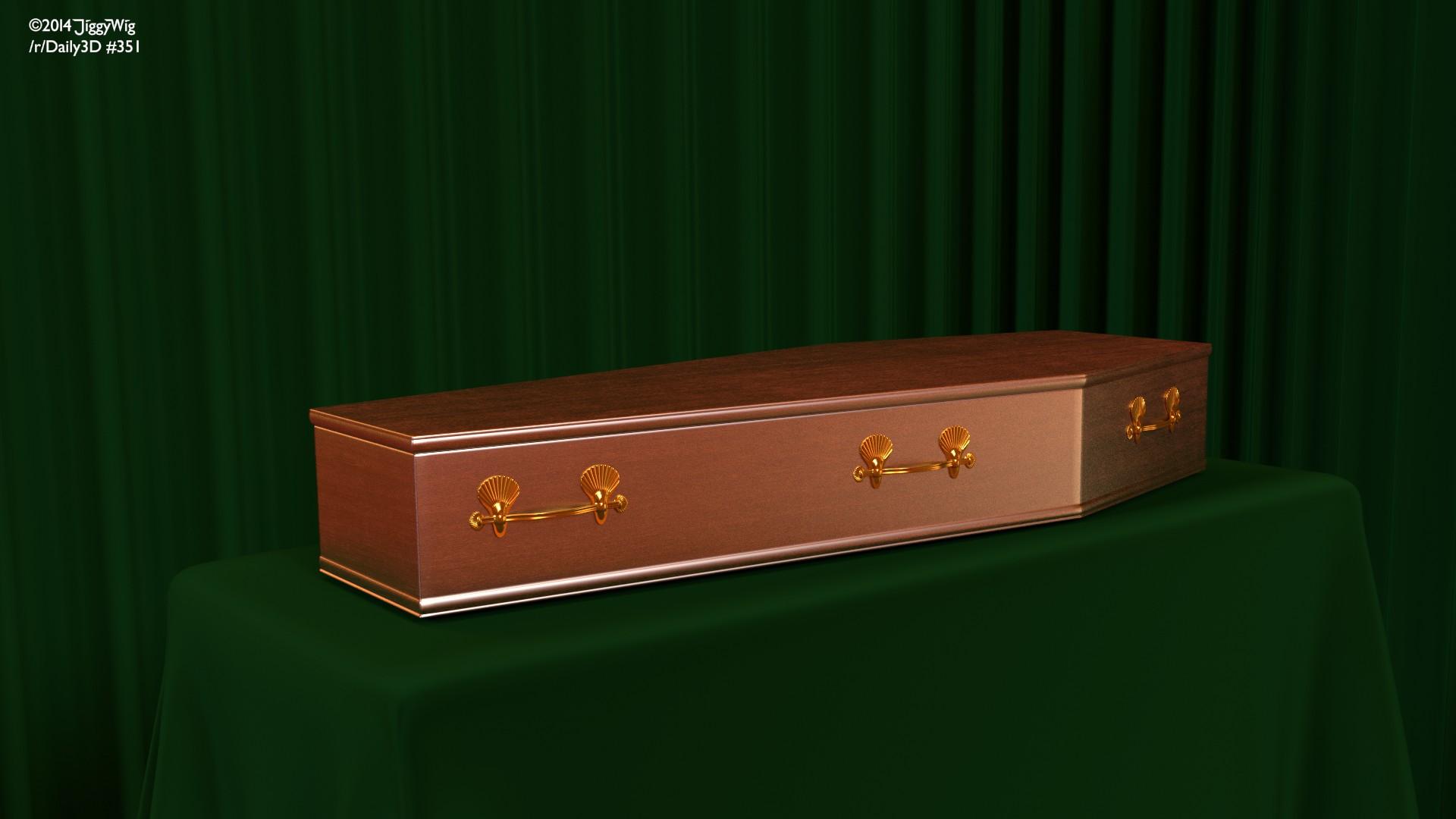 #351 Coffin