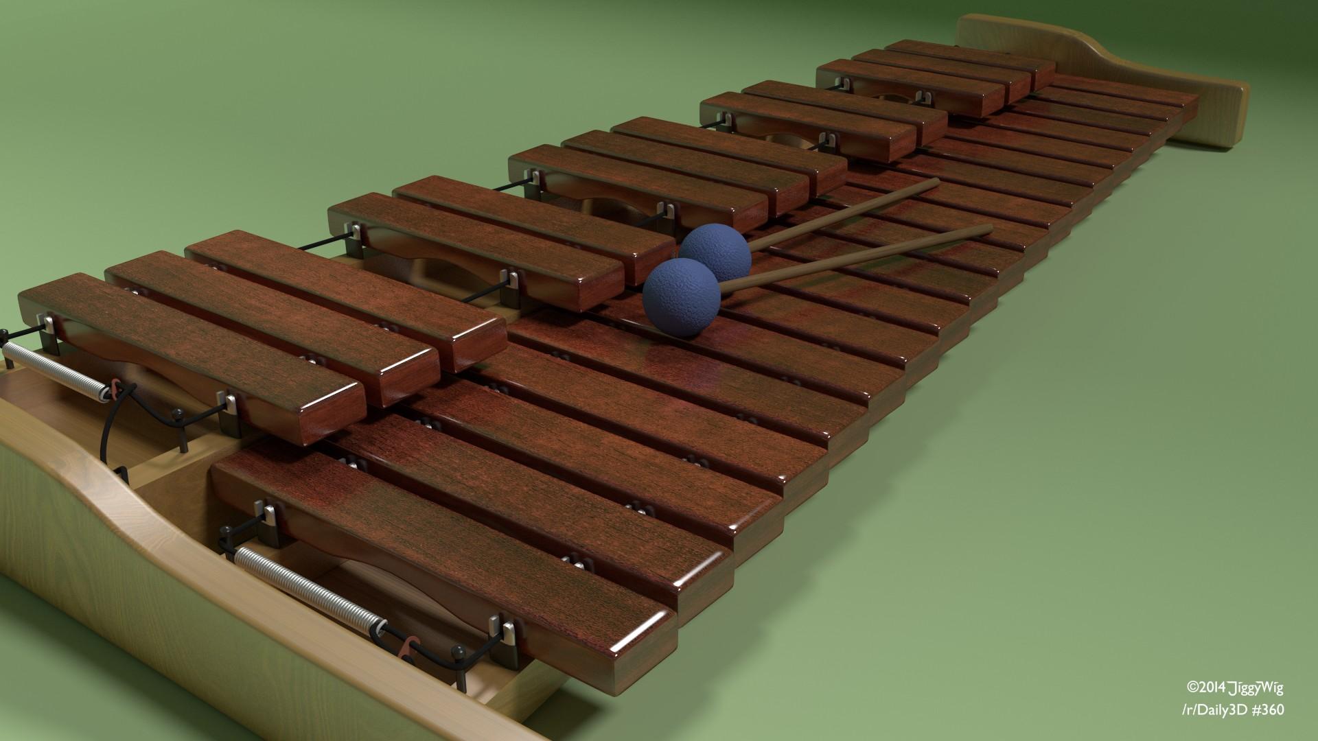 #360 Xylophone