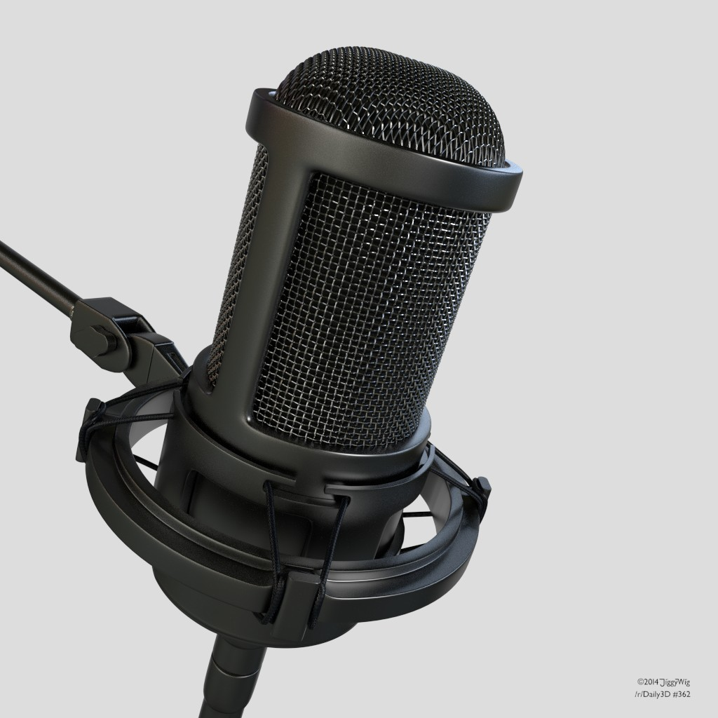 #362 Microphone