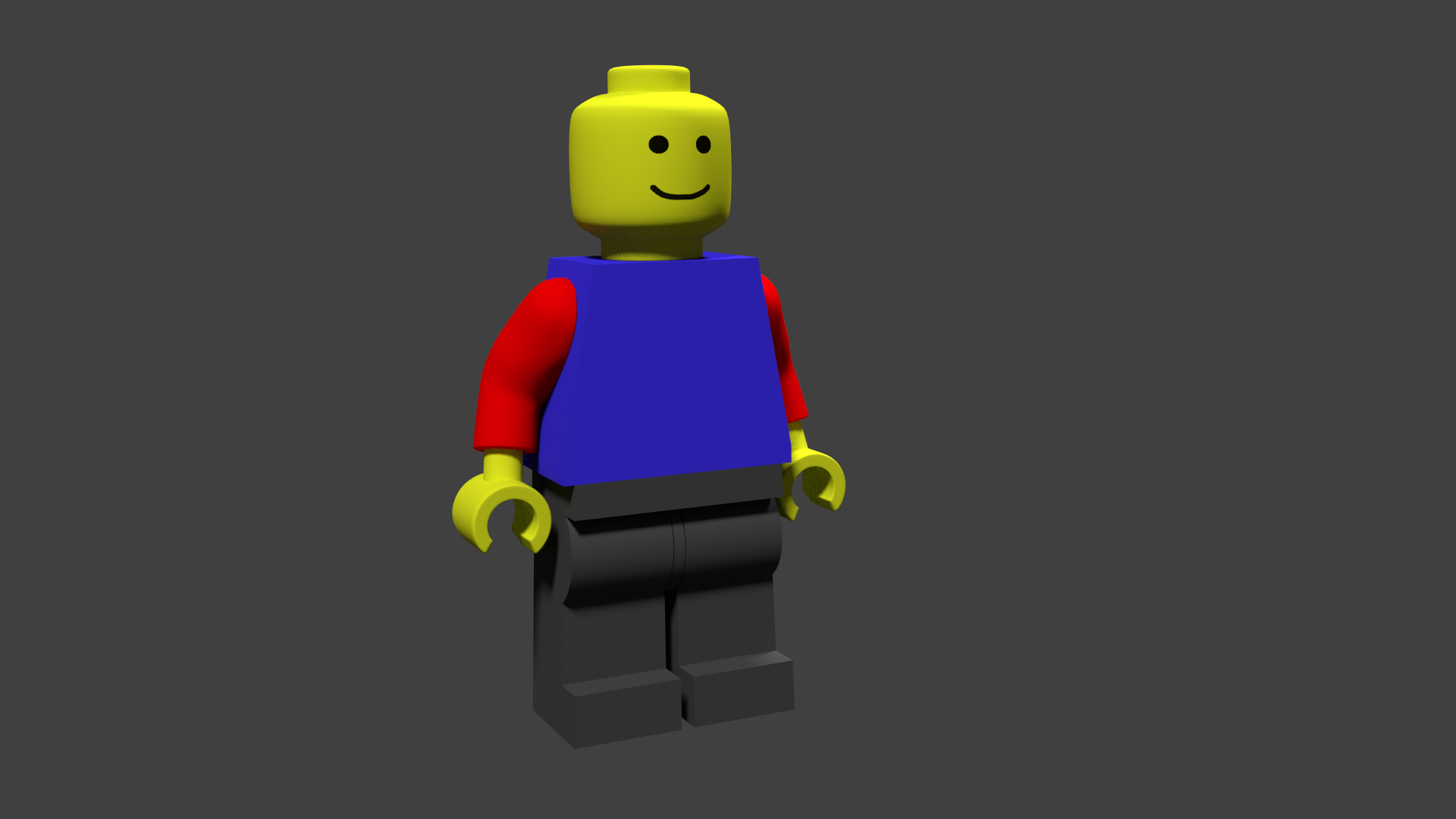 Minifig Work In Progress 1