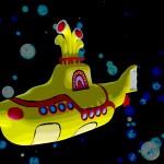 #334 Yellow Submarine (8-Bit Effect)