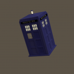 Tardis Work In Progress