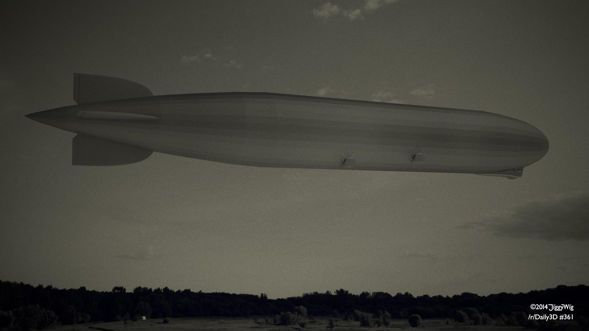 #361 Moody Zeppelin