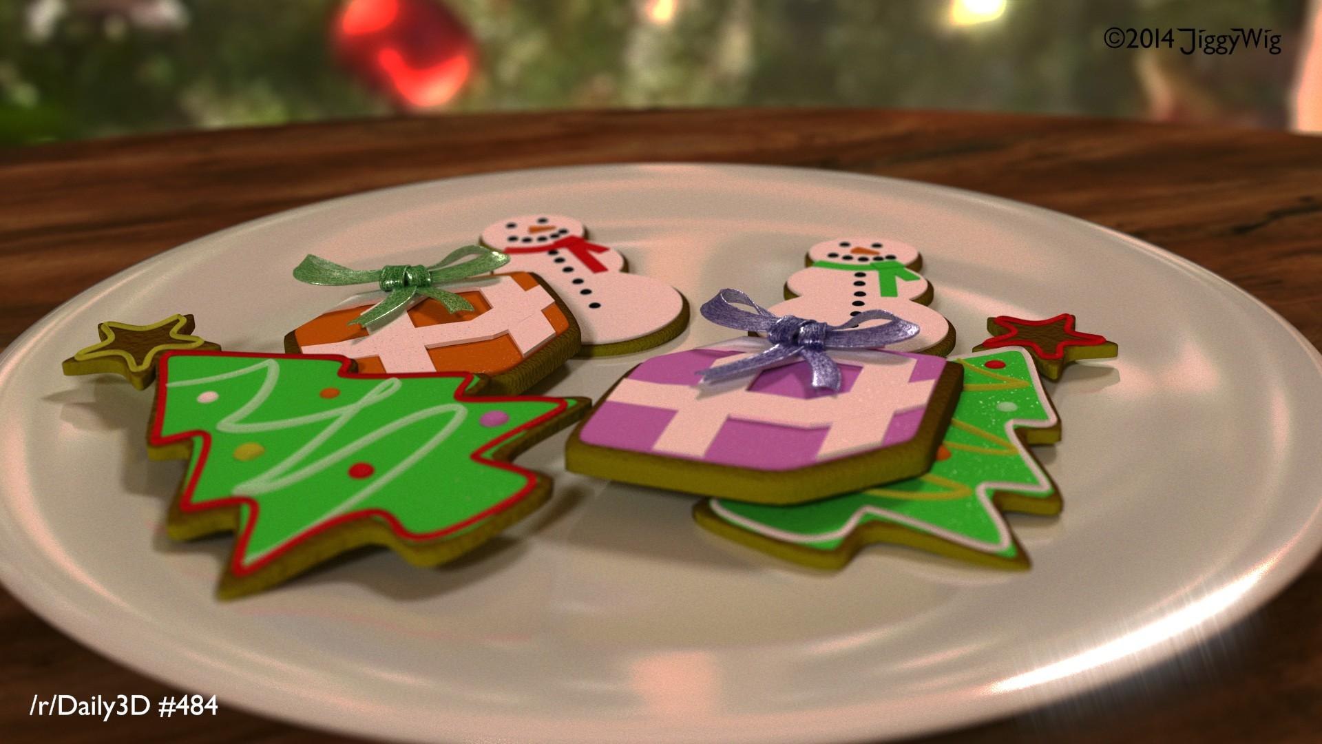 #484 Christmas Cookies