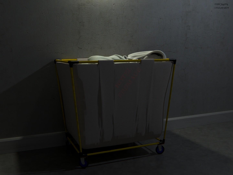 #519 Moody Laundry