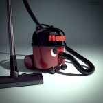 #522 Henry the Vacuum Cleaner