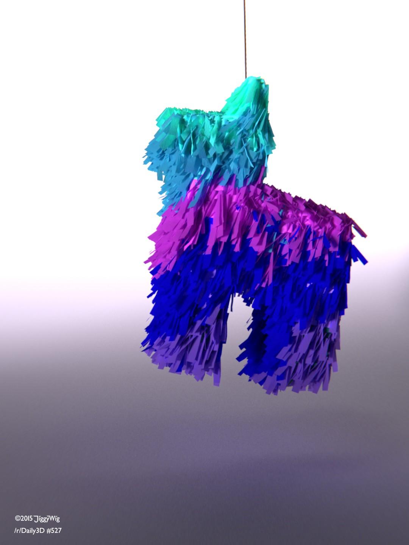 #527 Piñata