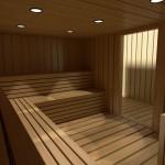 #609 Sauna