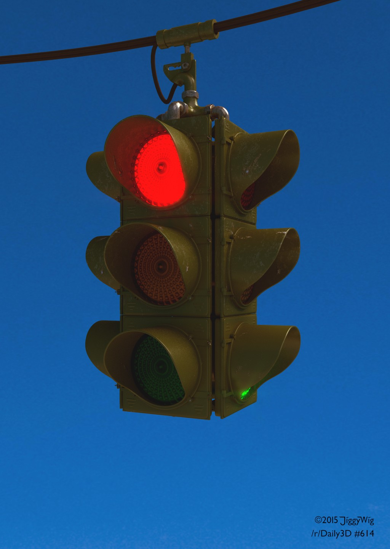 #614 Stoplight