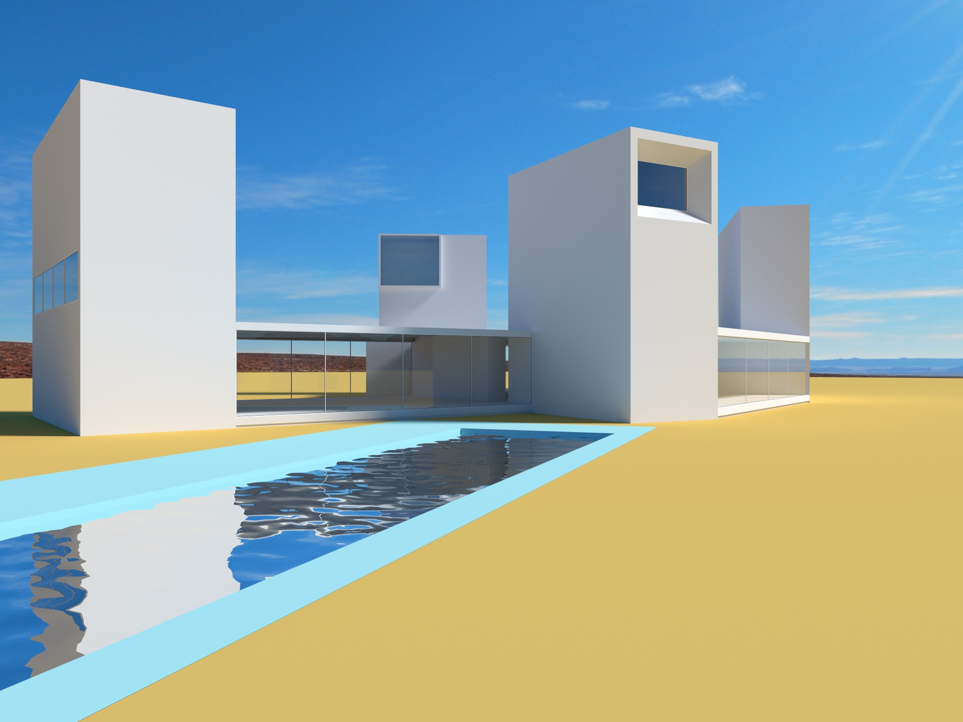 Architecture Academy Module 2. Homework Image 1.